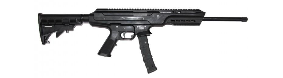 """Kurbatov Arms  R-701 ( 9x19), barrel 395 mm. (15,5"""")"""