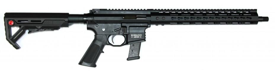 """Kurbatov Arms  R-709  (9x19) barrel 395 mm. (15,5 """")"""